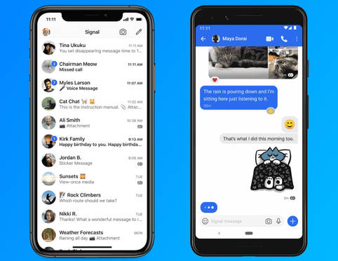 Signal: Der Lieblings-Messenger unter den Datenschützern