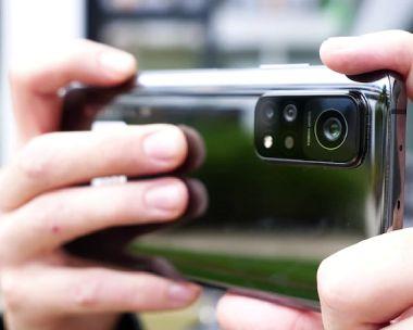 optisch stabilisierte Hauptkamera mit 108 Megapixeln