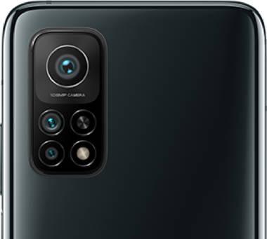 Die 108 MP Triple-Kamera liefert 8K-Video-Aufnahmen