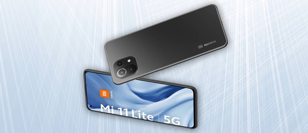 Xiaomi Mi 11 Lite: Alle Details zum schlanken 5G-Handy