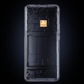 Dual-5G-Smartphone mit schnellem Snapdragon 888 Chip und Schnellladefunktion