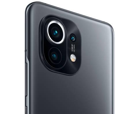 XiaomiMi-11: Aufbau der Kamera-App