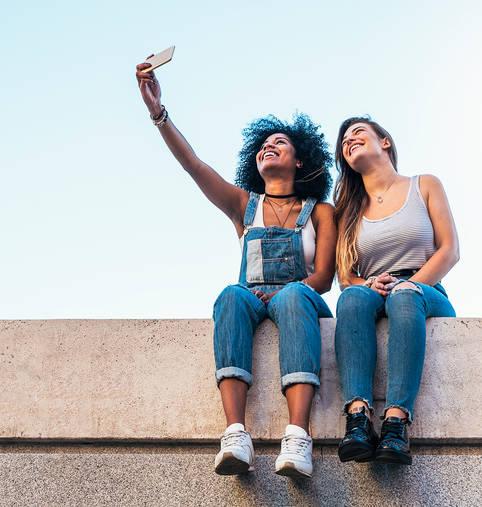 XiaomiMi-11: Porträt und Selfie
