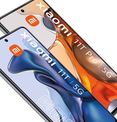 Design und Display der Xiaomi 11T-Handys