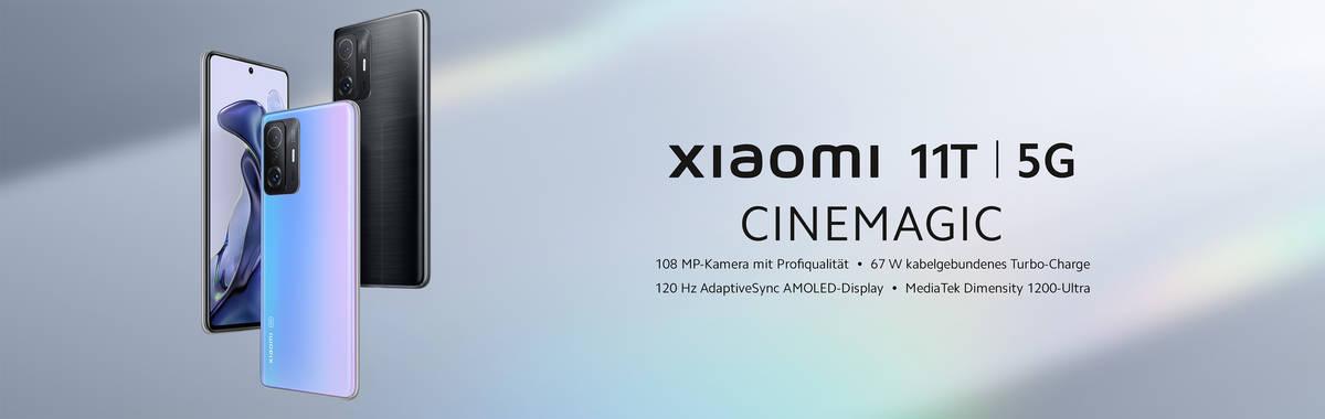 Xiaomi 11T: Technische Daten