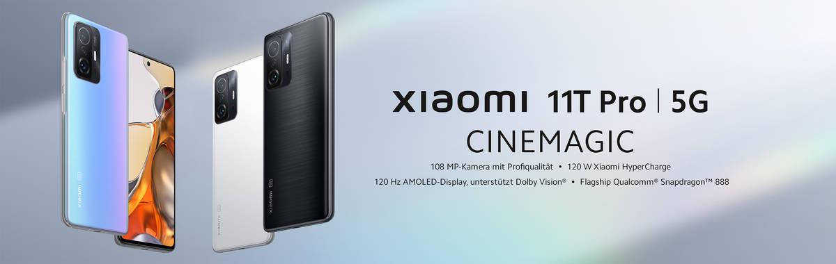 Xiaomi 11T Pro: Technische Daten