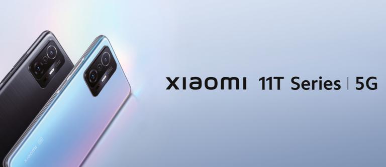 Xiaomi 11T und 11T Pro: Neue Top-Handys von Xiaomi
