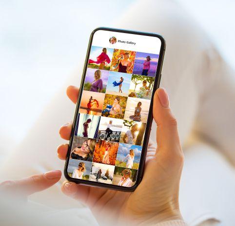 Kamera unter dem Display: So funktioniert die Technologie